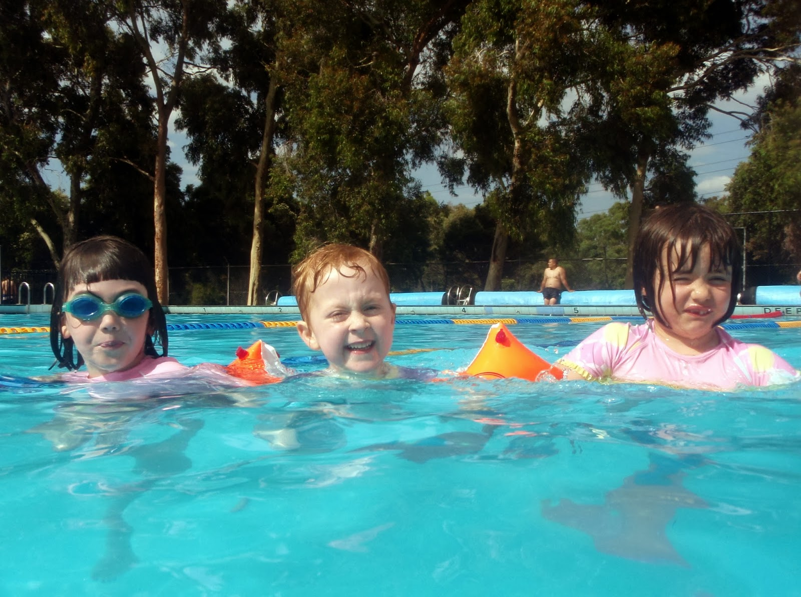 school holiday swimming program at coburg olympic swimming pool - Olympic Swimming Pool 2014