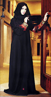 arabian style full black