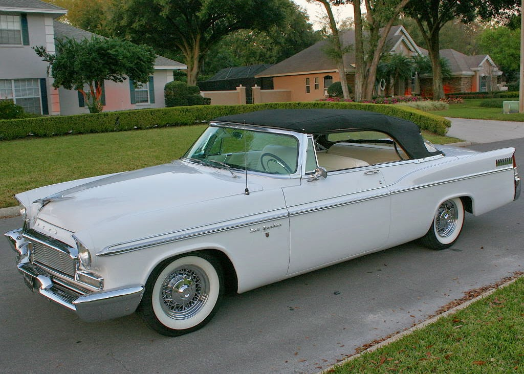 2015 Buick Lesabre >> All American Classic Cars: 1956 Chrysler New Yorker 2-Door ...