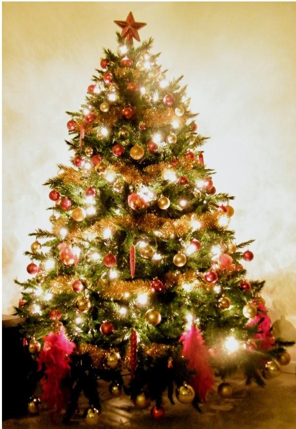 Ilfilodelleidee come addobbare l 39 albero di natale - Foto di alberi di natale decorati ...