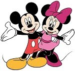 CLICK TO CHOOSE AND BUY MICKEY & MINNIE MOUSE HERE !