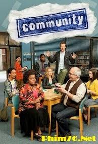 Những Người Vui Tính Phần 6 - Community Season 6