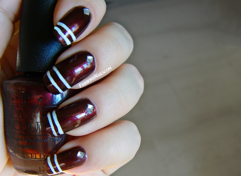 Opi German-icure Nail Design