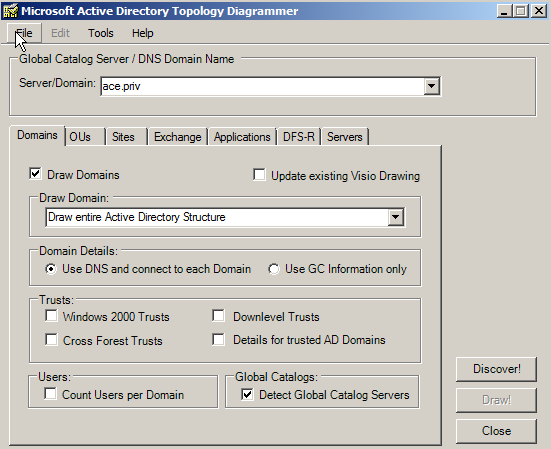 Cosonoks It Blog How To Do An Active Directory Health Check