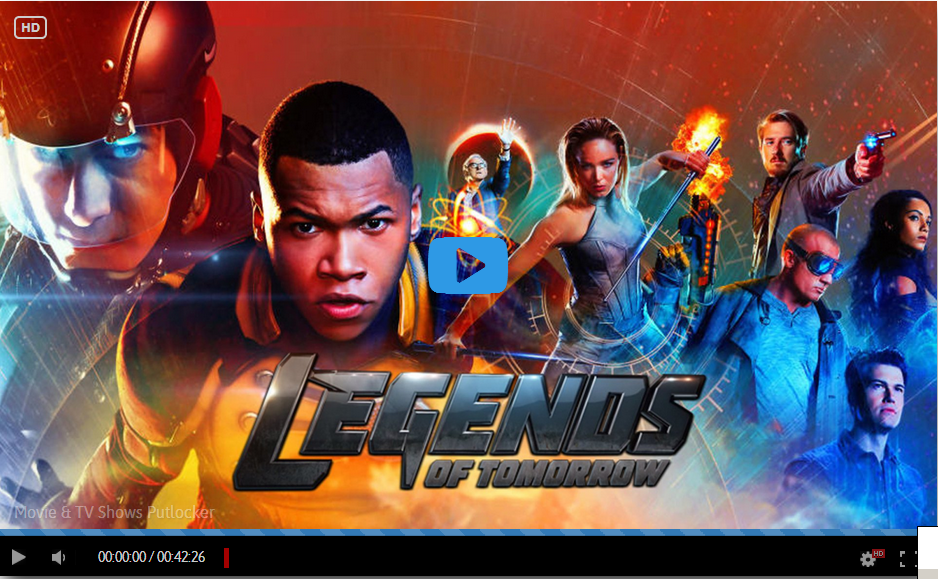 DC's Legends of Tomorrow Free Serie Watch Online