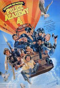 Police Academy 4: Citizens on Patrol Poster