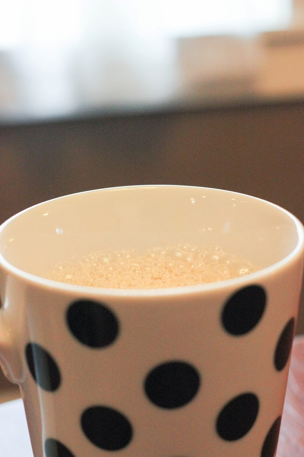 Little City Adventures: Recipe: London Fog Tea Latte
