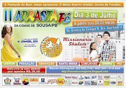 O Maior Evento Cristão Jovem da Paraíba