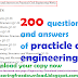 [INTERVIEW QUESTIONS FOR CIVIL ENGINEERS] Practical Civil Engineering Question and answers free downlaod