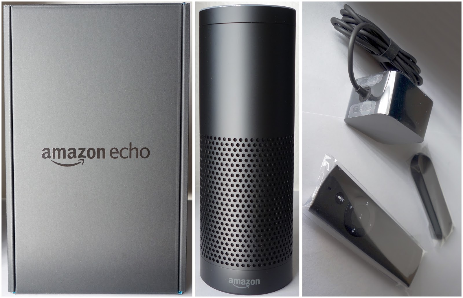 welcome to your new home alexa the amazon echo. Black Bedroom Furniture Sets. Home Design Ideas