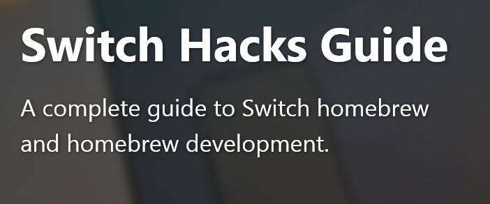 Switch Hacks Guide