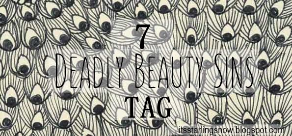 7 Deadly Sins of Beauty - Tag