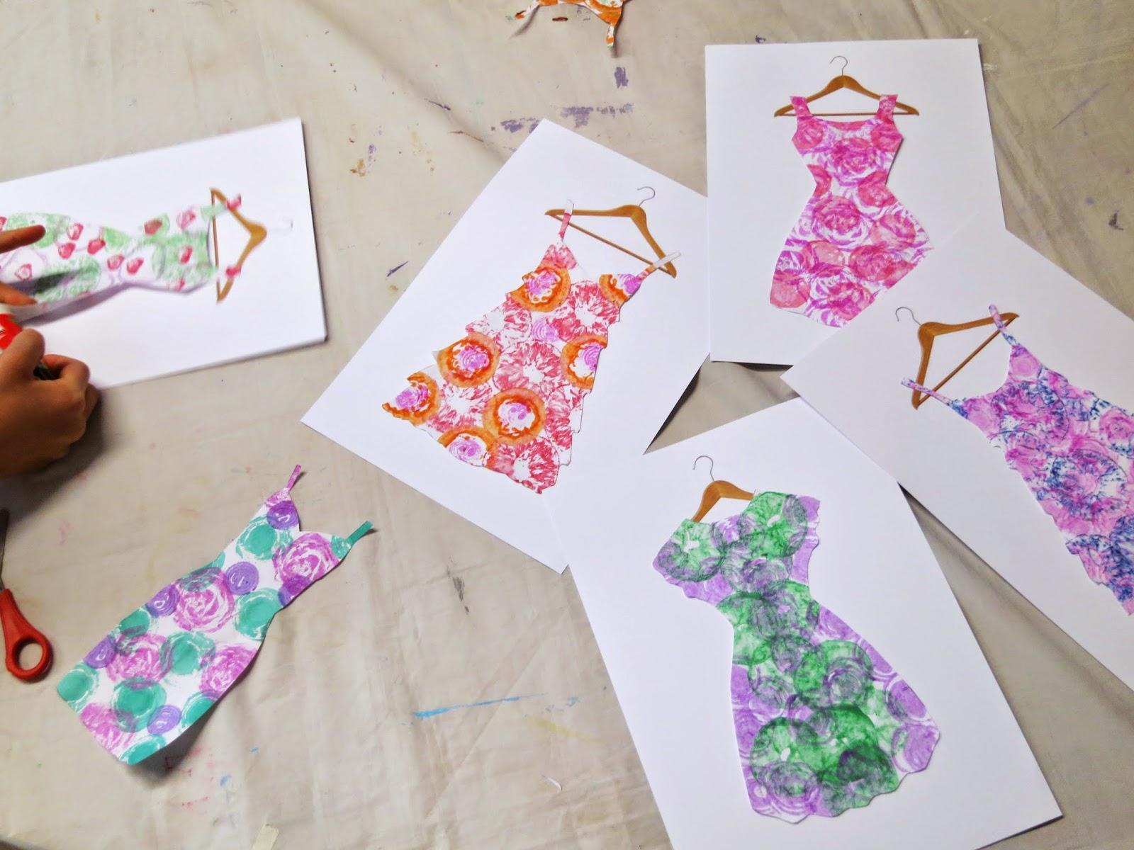 Fashion design for children 44