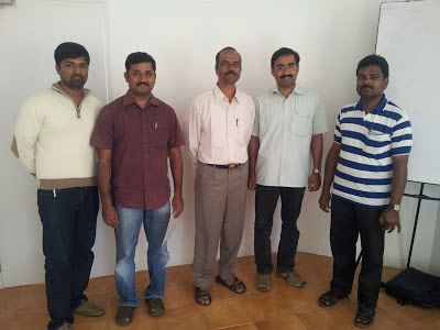 PMP Training Programme - Group Photo
