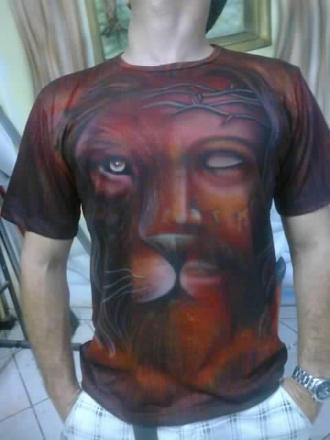 Pintura em Camisetas