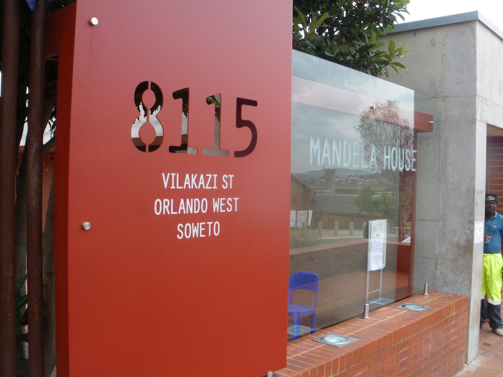 Tentang Tanda 'X' di Geografi Batin Mandela yang Tertanam Abadi di Rumah Lamanya