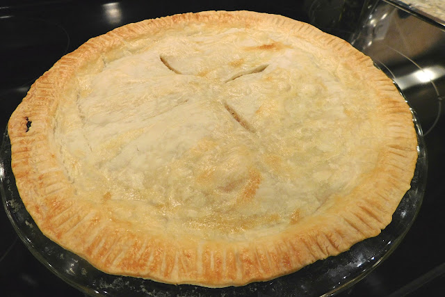 Chicken Pot Pie Made Easy