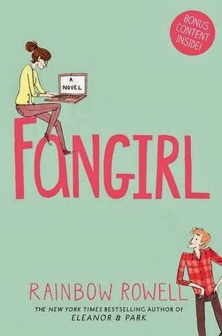 Hawwa etc book review fangirl by rainbow rowell