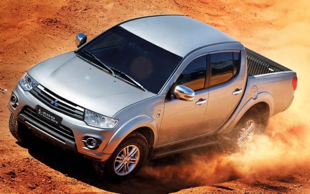 Mitsubishi L200 Triton HPE 2014: fotos e preço | CAR.BLOG.BR