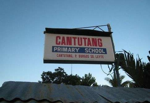 Cantutang Primary school Leyte