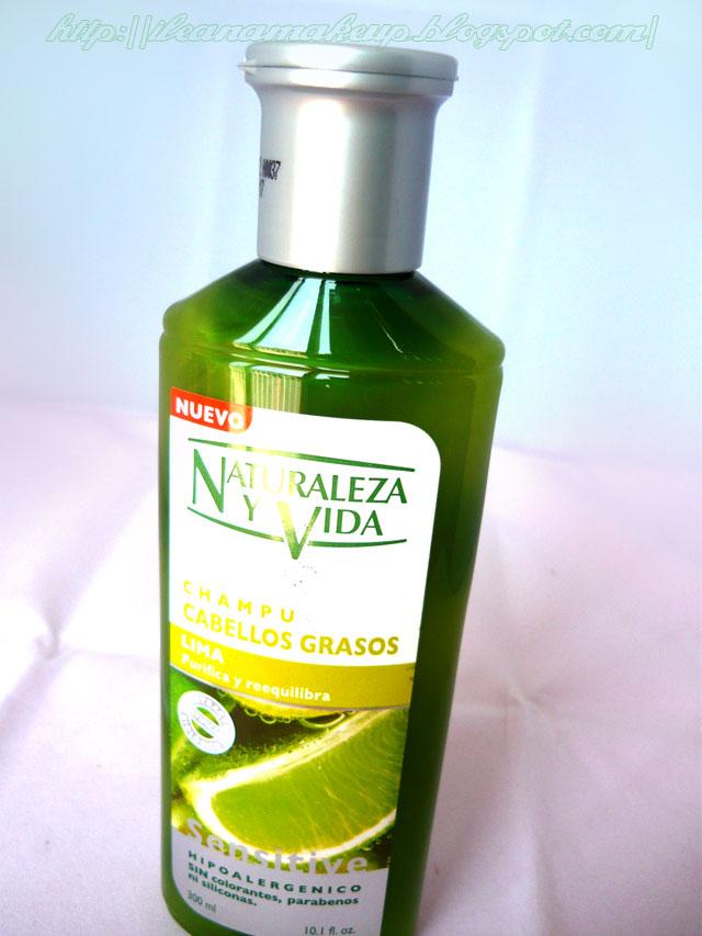 Acondicionador natural para cabello graso