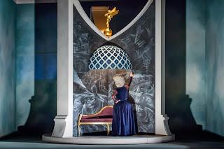 Gilllian Webster as Agrippina, English Touring Opera © Robert Workman