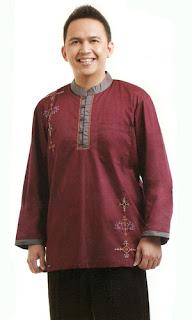 Moslem With Hijab Fashion Ala Muslim