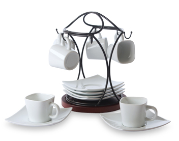 b smith 13piece espresso set rm