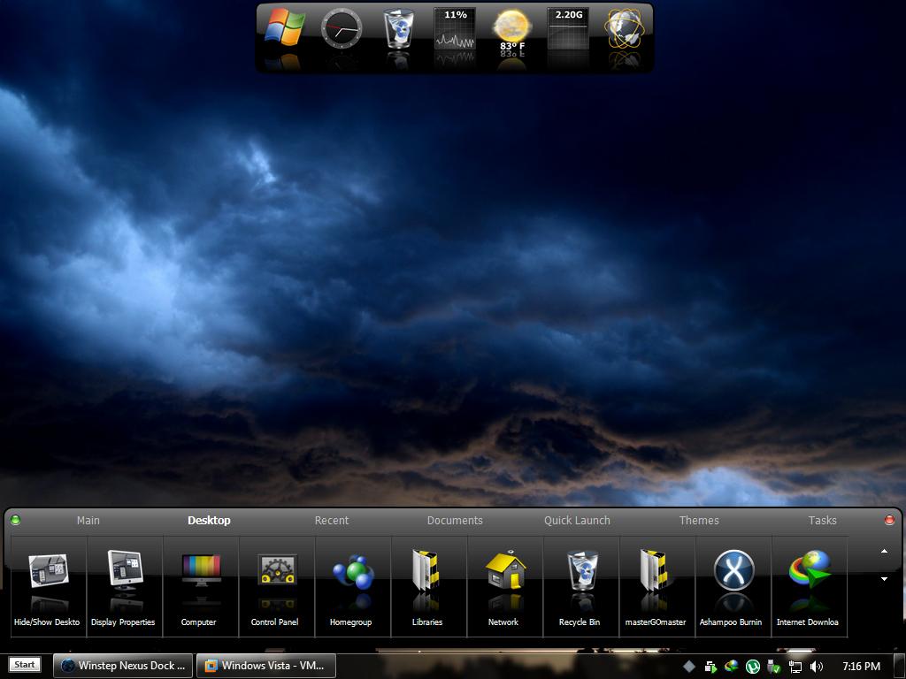 Winstep Nexus Ultimate 17 Full Crack Free Download Latest