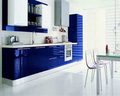 Kitchen Accent Color