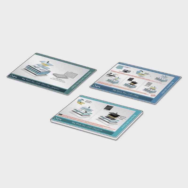 Платформа, Прокладка и Тонкий адаптер (Solo Platform, Shim and Wafer Thin Die Adapter, арт.657435)