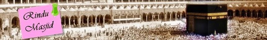 Rindu Masjid