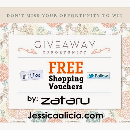 JESSICA ALICIA GIVEAWAY