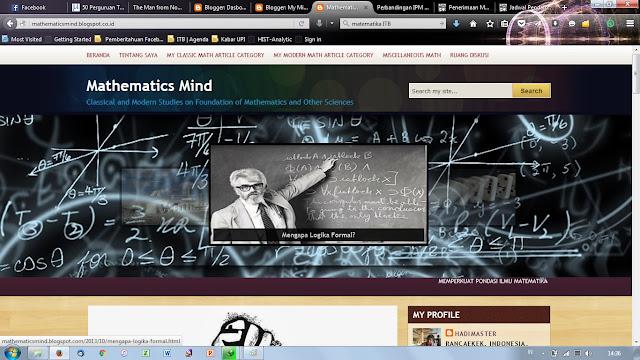 Mathematics Mind