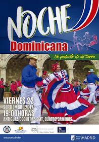 Noche dominicana en Tetuán