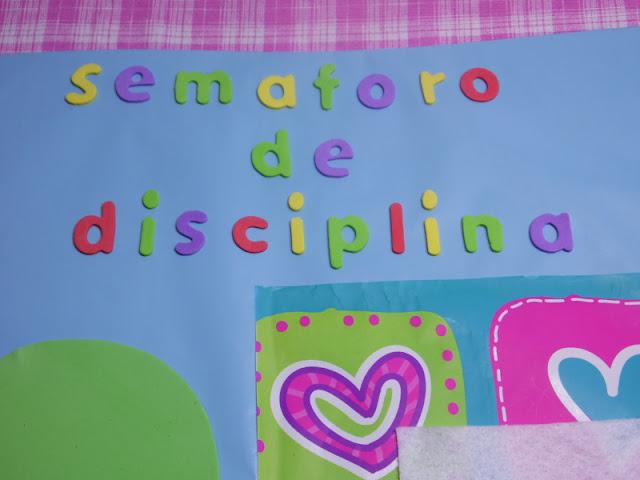 Semáforo de Disciplina