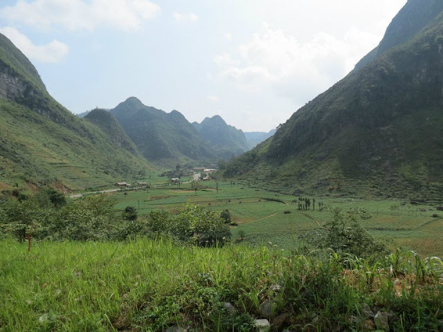 Voyage à Ha Giang, Photo par Tam Nguyen 05.2012