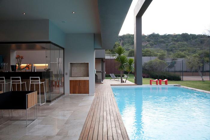 Casas minimalistas y modernas quinchos modernos for Galerias casas minimalistas