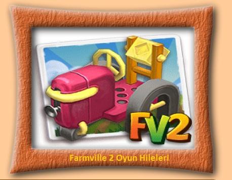 Farmville 2 Traktör Oyuncağı Alma Hilesi