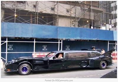 mobil terbaru batman