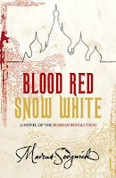 Blood Red, Snow White book cover