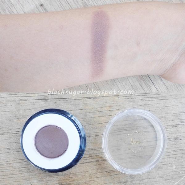 Review Viva Cream Eyeshadow