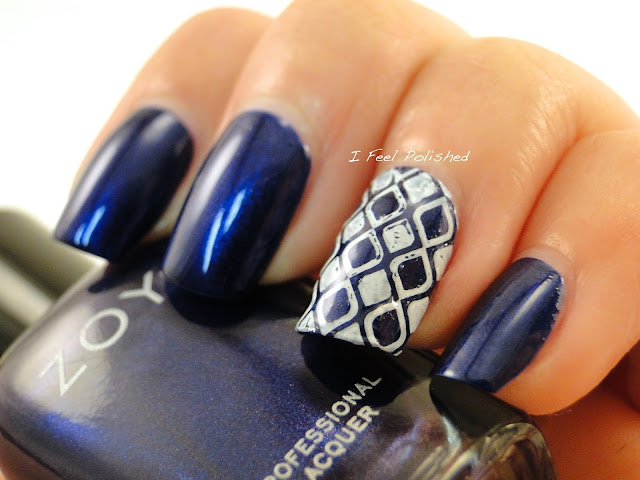 Konad Stamp Nail Art