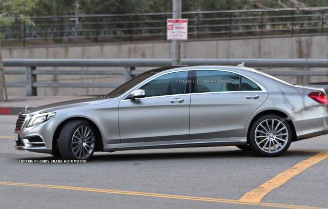 new 2014 Mercedes-Benz S class