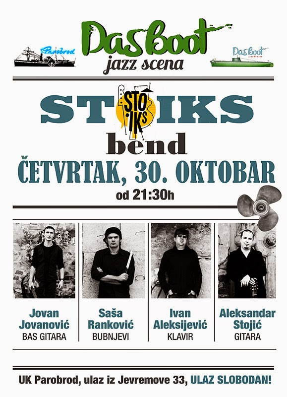 """Stoiks"" na sceni Das Boot"