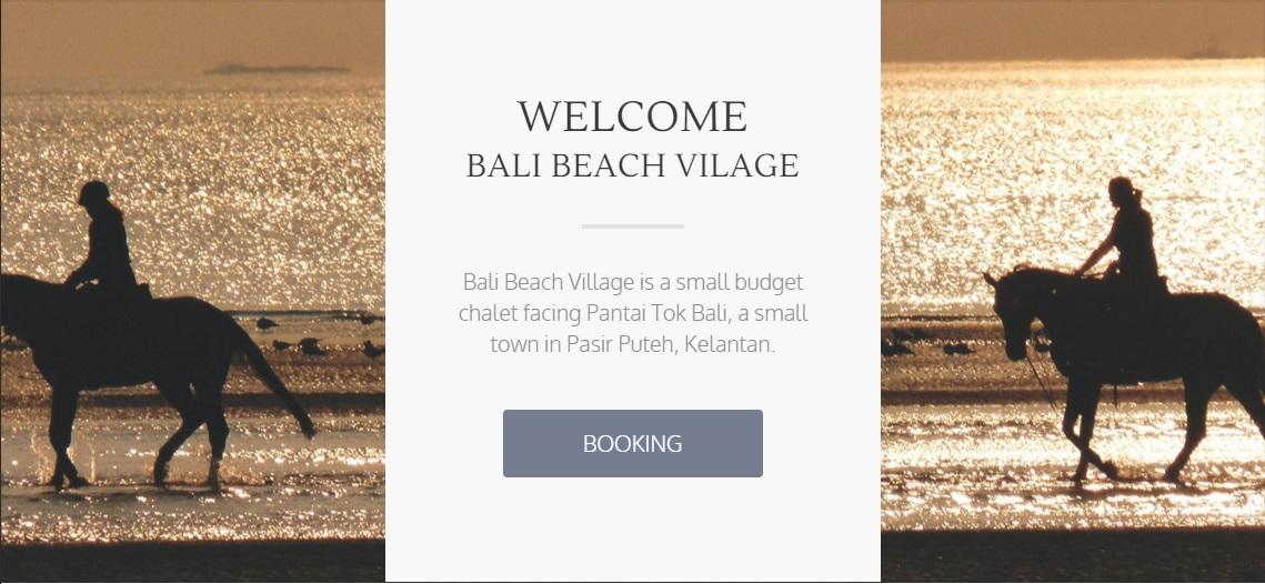 BALI BEACH VILLAGE