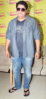 Ajay Devgan at Radio Mirchi for promotion of Himmatwala