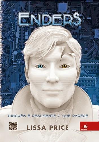 Enders (Starters - Livro 2) - Lissa Price