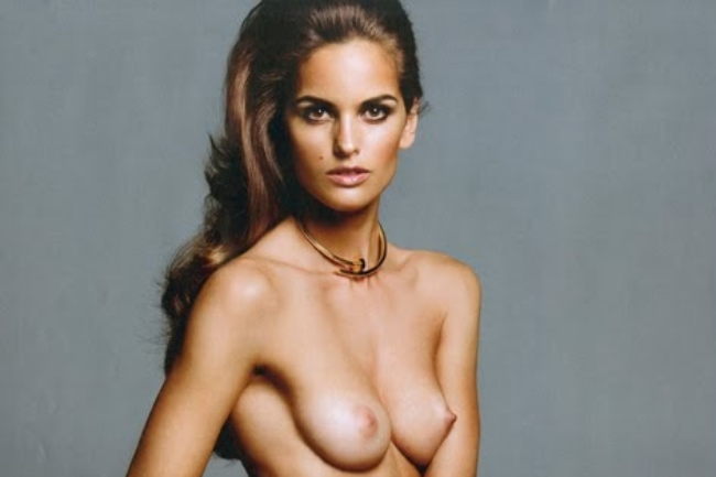 image Eva mendes we own the night topless