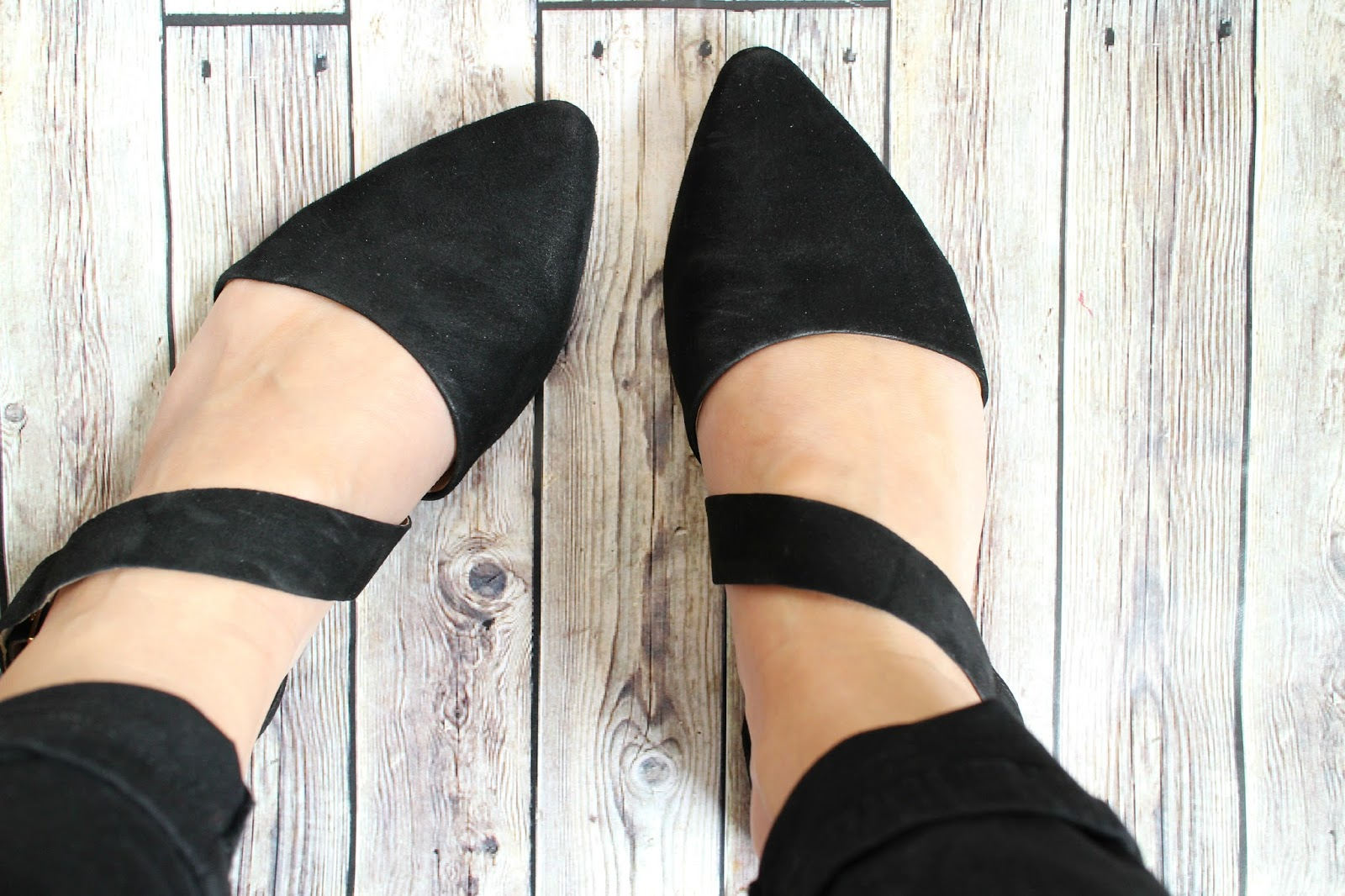 L.E.M Beauty Blog | H&M Pointed shoes